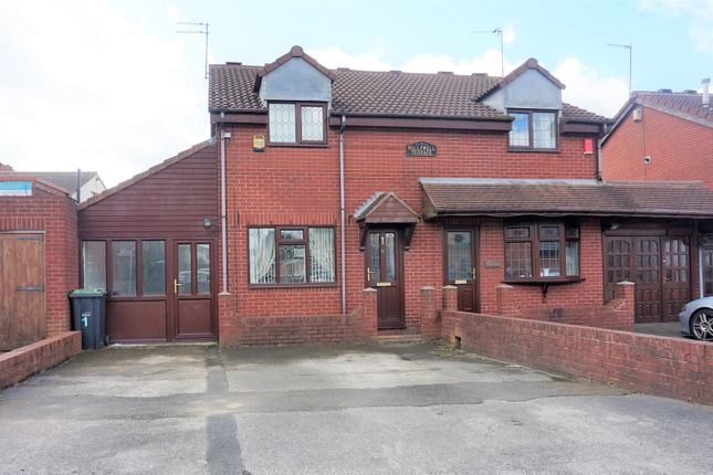 Thumbnail End terrace house for sale in Pale Street, Gornal