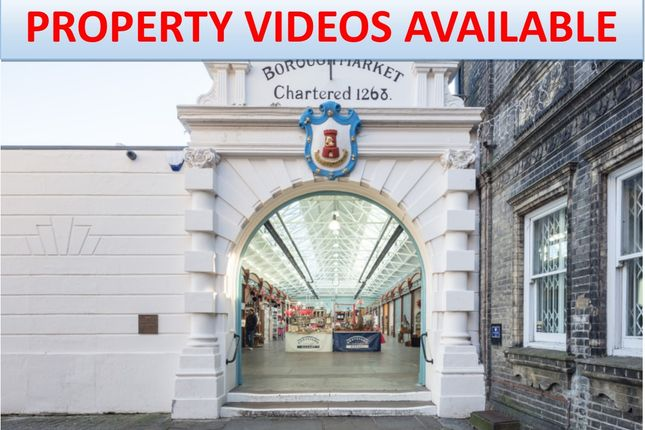 Retail premises to let in High Street, Gravesend, Kent