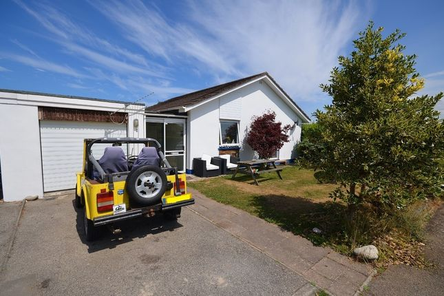 Thumbnail Detached bungalow for sale in Middlegates, St Agnes, Cornwall