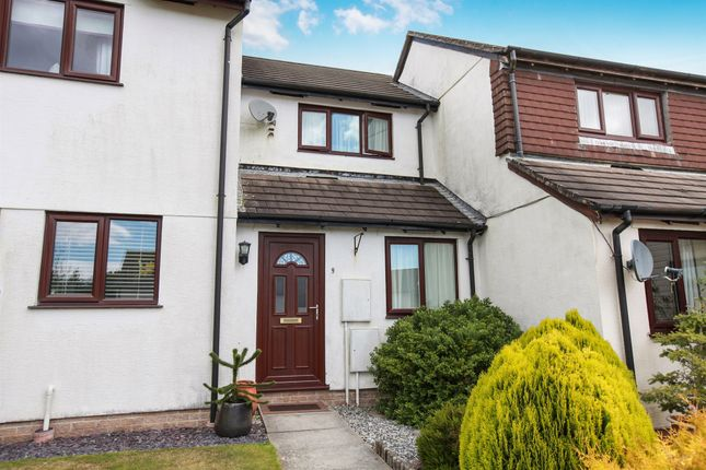 Thumbnail Terraced house for sale in Pondfield Road, Latchbrook, Saltash