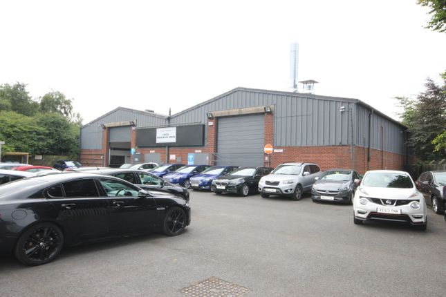 Thumbnail Industrial to let in Hartford Way, Sealand Industrial Estate, Chester