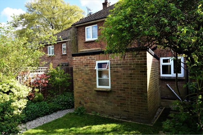 Thumbnail Terraced house for sale in Stonedene Close, Forest Row