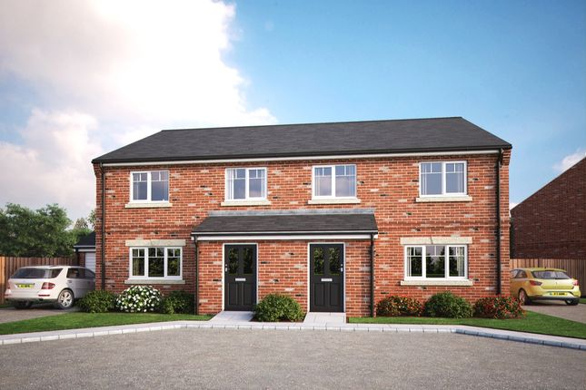 Thumbnail Semi-detached house for sale in New Road, Norton, Doncaster, South Yorkshire