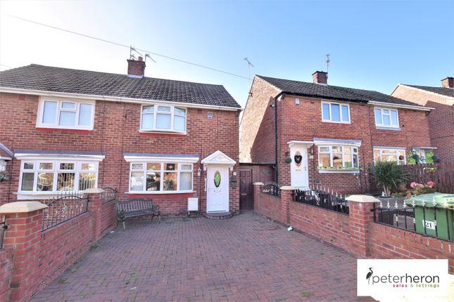 Thumbnail Semi-detached house for sale in Arnold Road, Farringdon, Sunderland