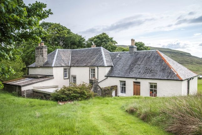 Detached house for sale in Strathaird, Broadford, Isle Of Skye