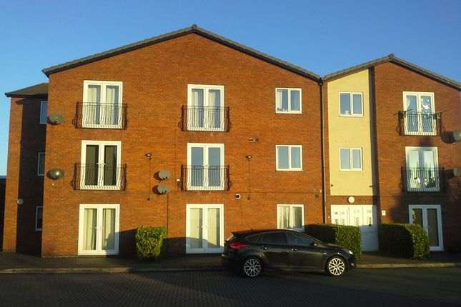 Hill Top Court, Rotherham S61