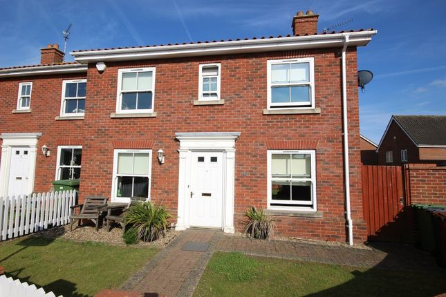 End terrace house for sale in Rollesby Road, Martham, Great Yarmouth