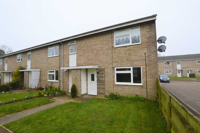 Thumbnail Flat for sale in Leman Road, Gorleston, Great Yarmouth