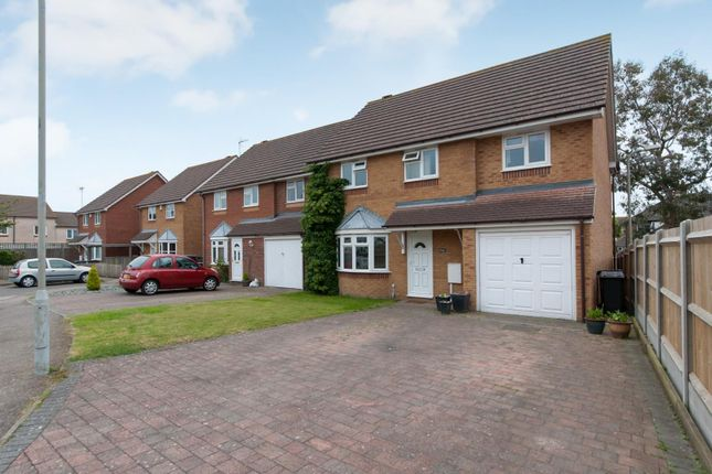 Thumbnail Detached house for sale in Fenton Court, Sholden, Deal