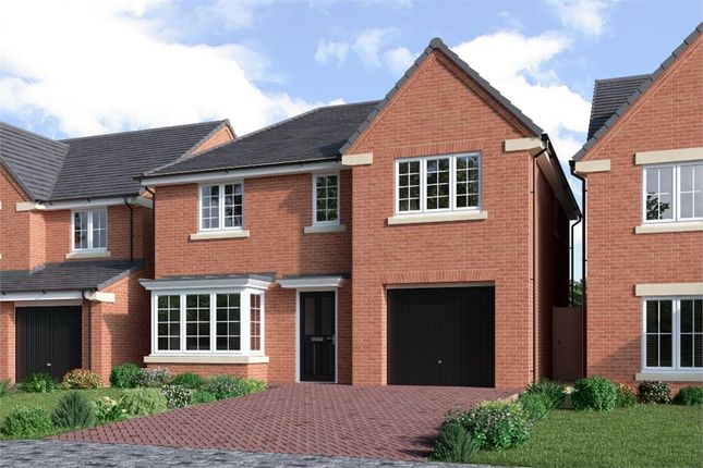 """Thumbnail Detached house for sale in """"Maplewood"""" at Higher Road, Halewood, Liverpool"""