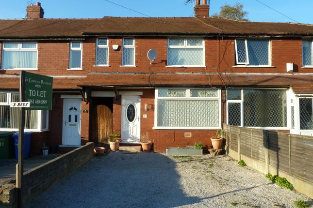 Thumbnail Terraced house to rent in Brownwood Avenue, Offerton, Stockport