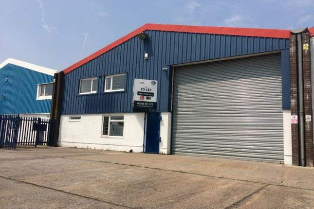 Thumbnail Industrial to let in Lonlas Industrial Estate, Neath
