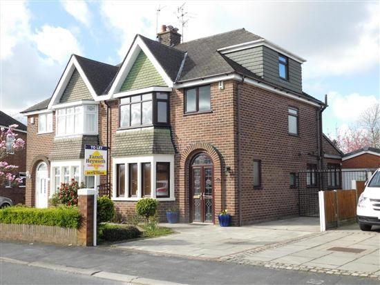 Thumbnail Property to rent in Moorhey Drive, Penwortham, Preston