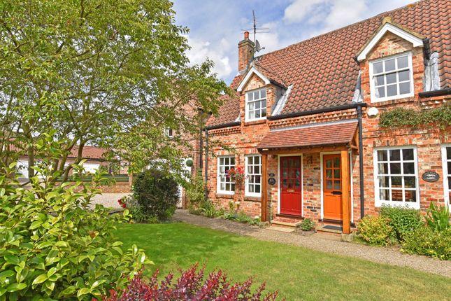 Thumbnail End terrace house for sale in Old Church Green, Kirk Hammerton, York