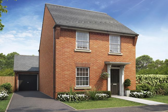 "Thumbnail Detached house for sale in ""Ingleby"" at Birmingham Road, Bromsgrove"