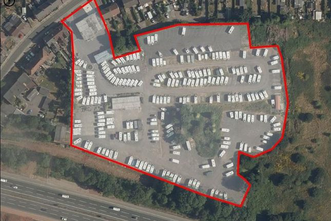 Thumbnail Land to let in Goodyers End Lane, Bedworth