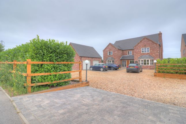 Thumbnail Detached house for sale in Begdale Road, Elm, Wisbech