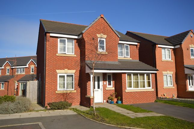 Thumbnail Detached house for sale in Westfields Drive, Bootle, Bootle