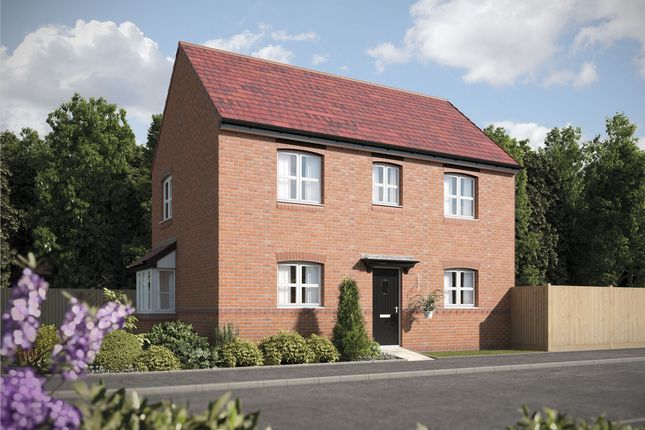Thumbnail Detached house for sale in Bewley Drive, Kirkby, Liverpool
