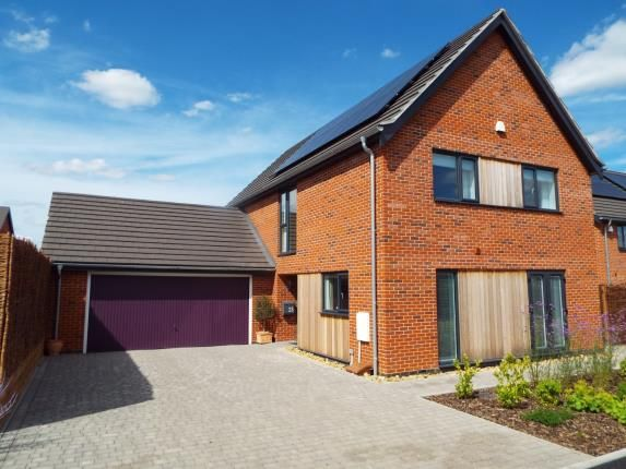 Thumbnail Detached house for sale in Swan's Nest, Swaffham
