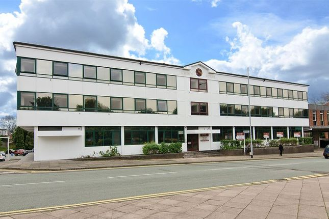 Thumbnail Flat to rent in Crown House, Beecroft Road, Cannock