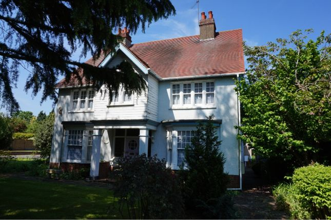 Thumbnail Detached house for sale in Leamington Road, Long Itchington