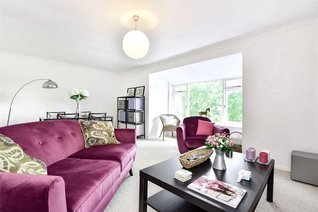 Thumbnail Flat to rent in Aileen Gardens, 51A Park Road, Camberley, Surrey