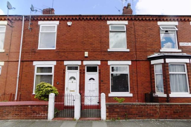 Thumbnail Terraced house to rent in Chatham Road, Gorton, Manchester