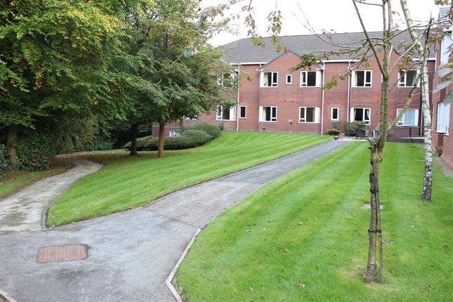Thumbnail Flat to rent in Larmenier Retirement Village, Blackburn