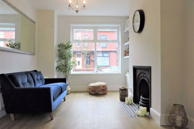 Living Area of Montreal Street, Levenshulme, Manchester M19