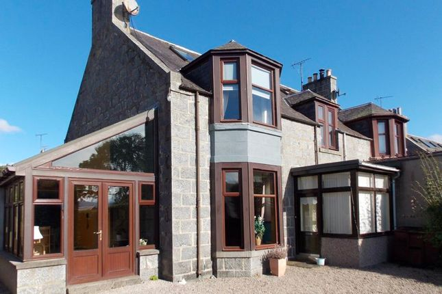 Thumbnail Semi-detached house for sale in Montgarrie, Alford