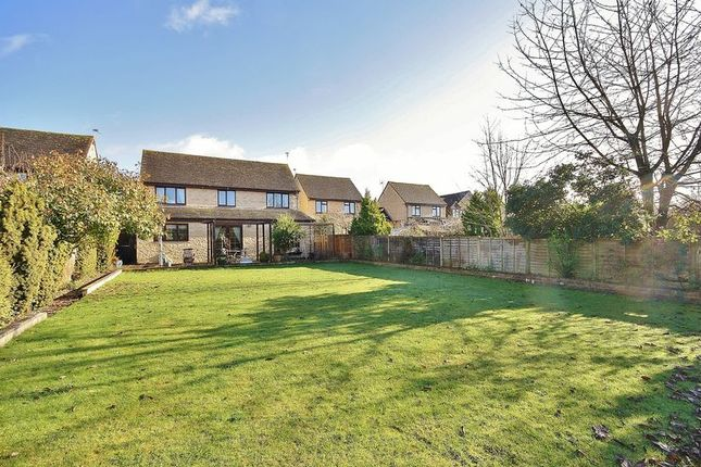 Thumbnail Detached house for sale in Manor Road, Cogges Development, Witney