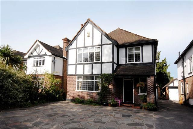 Thumbnail Detached house for sale in The Avenue, Beckenham, Kent