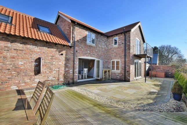Thumbnail Detached house for sale in Waterloo Lane, Skellingthorpe, Lincoln