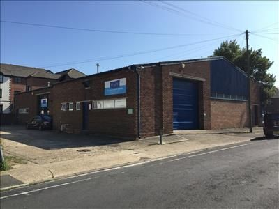 Thumbnail Light industrial for sale in 3-4 Camden Street, Gosport, Hampshire