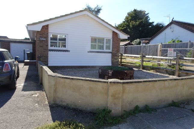 Thumbnail Bungalow to rent in Figg Lane, Crowborough