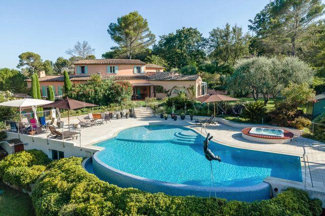 Thumbnail Villa for sale in Valbonne, 06560, France