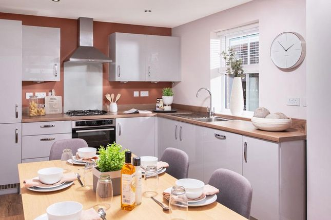 "Hadley Kitchen of ""Hadley"" at Kensey Road, Mickleover, Derby DE3"