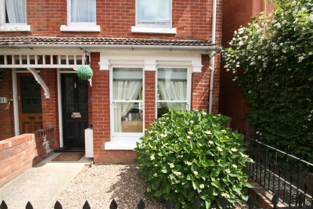 Thumbnail Semi-detached house to rent in Constantine Road, Colchester, Essex