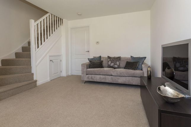 """Thumbnail End terrace house for sale in """"Forbes 1"""" at Mugiemoss Road, Bucksburn, Aberdeen"""