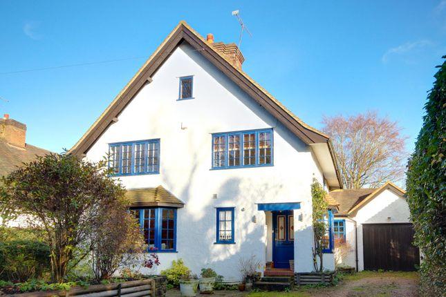 Thumbnail Detached house to rent in Old Farnham Lane, Farnham