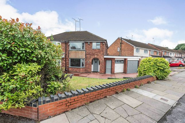 Thumbnail Semi-detached house for sale in Ivanhoe Road, Great Barr, Birmingham