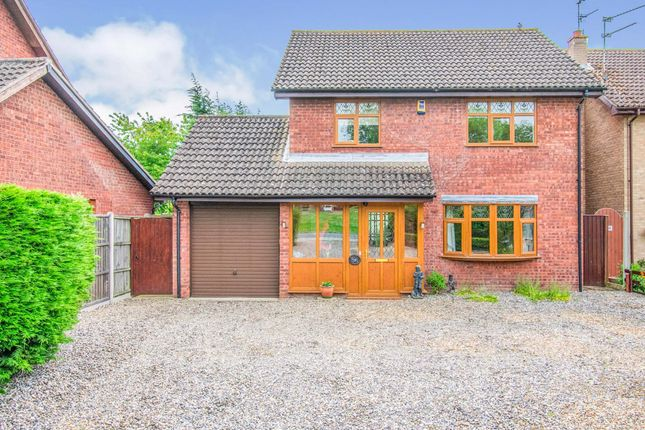 Thumbnail Detached house for sale in Velda Close, Lowestoft