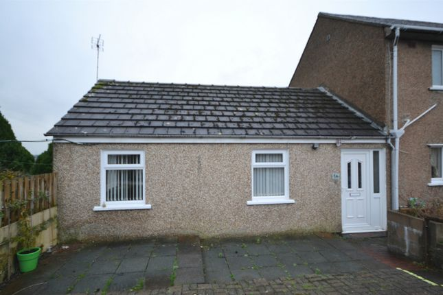 Thumbnail Terraced bungalow to rent in Greystone Avenue, Cleator Moor, Cumbria
