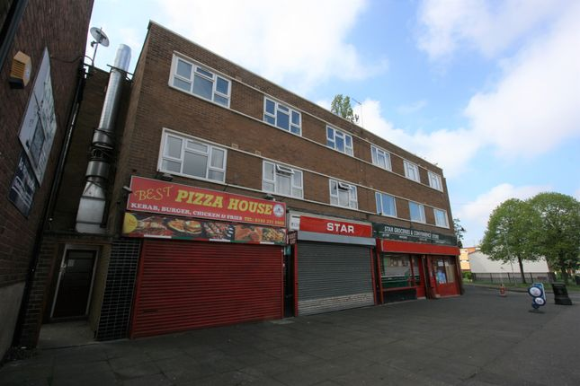 Thumbnail Flat for sale in Butts Road, Walsall