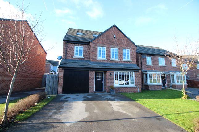Thumbnail Detached house for sale in Brambling Lane, Wath Upon Dearne