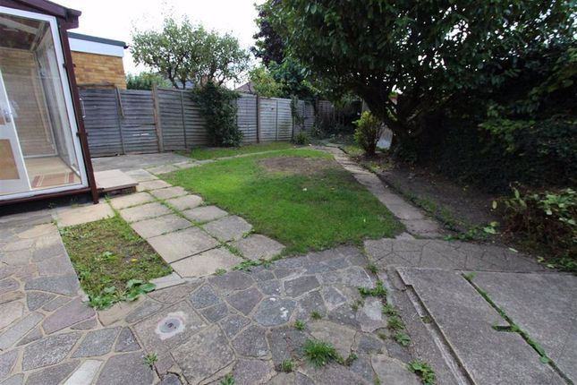 Own Rear Garden of Onslow Close, North Chingford, London E4