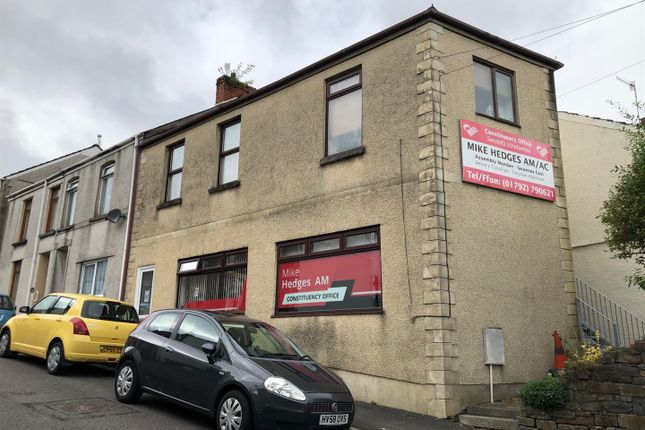Thumbnail Commercial property for sale in Pleasant Street, Morriston, Swansea