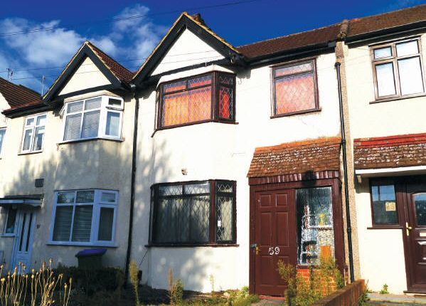 Thumbnail Property for sale in Rutherglen Road, London