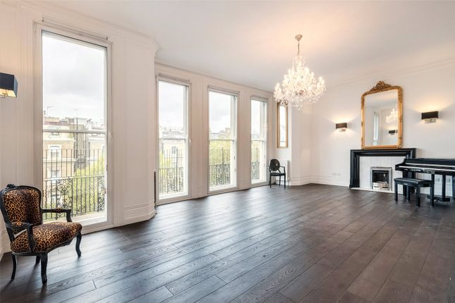 Thumbnail Flat to rent in Cromwell Mansions, Cromwell Road, London